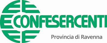 Confesercenti della Provincia di Ravenna Logo