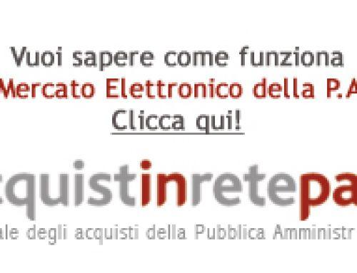 Cos'è il MEPA – Mercato elettronico della Pubblica Amministrazione