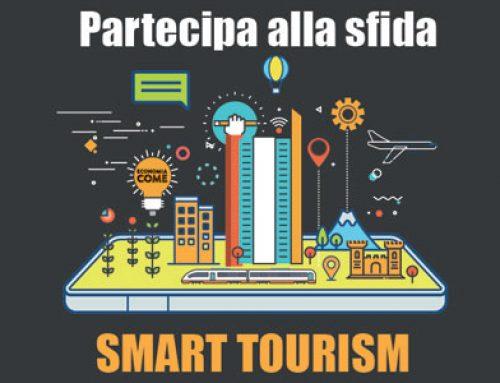 Bandi per finanziamenti/contributi: SMART TOURISM (scadenza ore 10 del 29.10.18)
