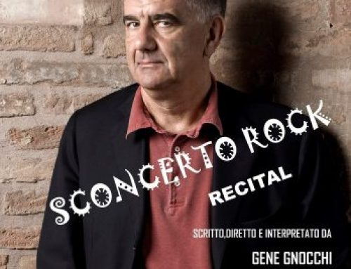 """Serata Confesercenti: le aspettative, i premi 2018, lo """"Sconcerto rock"""" di Gene Gnocchi"""
