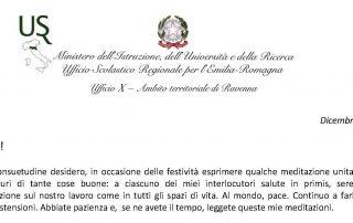 Il messaggio di Auguri della Dirigente Scolastica Dott.ssa Agostina Melucci fed9525bf044