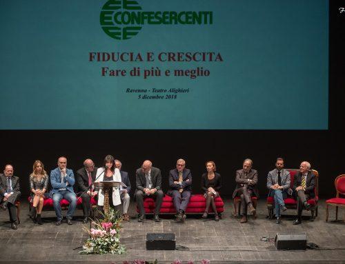 Cronaca della Serata Confesercenti 2018