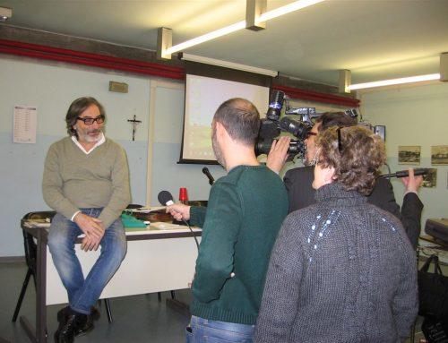 """SOS IMPRESA nelle scuole di Ravenna per il progetto """"Liberi dalle Mafie"""""""
