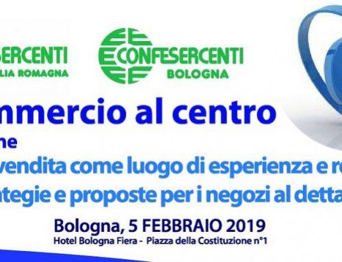 A Bologna la IVª edizione de Il Commercio al centro. Giornata dedicata al commercio elettronico per le piccole e medie imprese.