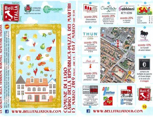Bell'Italia torna a Lugo il 15-16-17 marzo