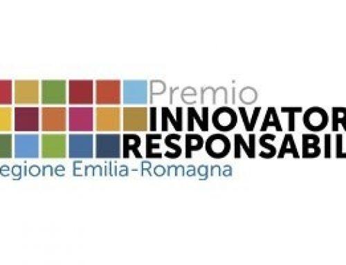 """Premio istituito dalla Regione E.R. per gli """"Innovatori Responsabili 2019"""" – V edizione"""