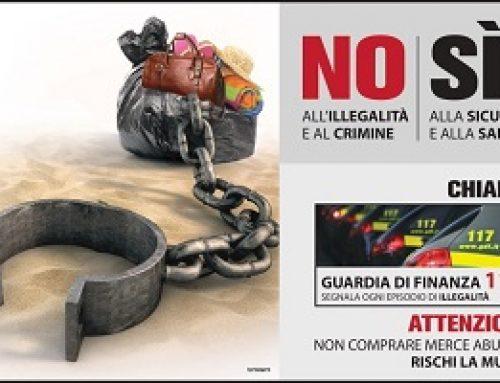 """A Ravenna e Cervia partita la campagna """"Liberi dall'abusivismo"""""""