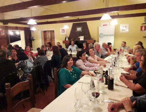 Si è tenuta al Ristorante Panoramico San Biagio Vecchio la 15a Festa Sociale Confesercenti Faenza