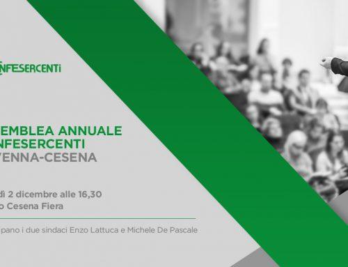 Confesercenti Ravenna e Cesena si riuniscono per l'assemblea annuale