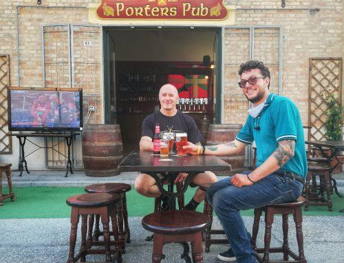 Il Pub Mac Gowan si trasferisce in Darsena. Nasce il Porters Pub